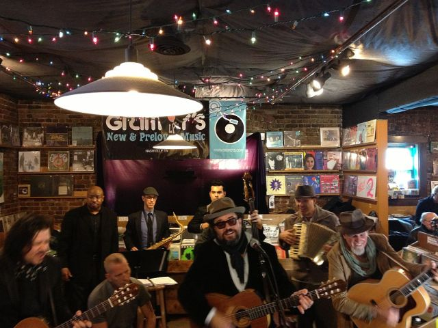 The Mavericks - Grimeys -3-3-13
