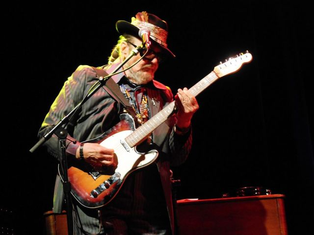 Dr John Guitar