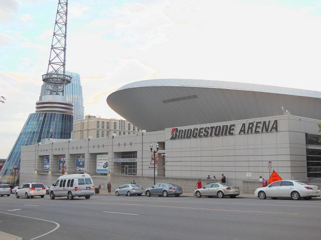 Bridgestone Arena - RESIZE