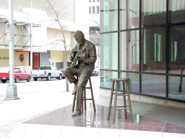 Chet Atkins Statute - RESIZE