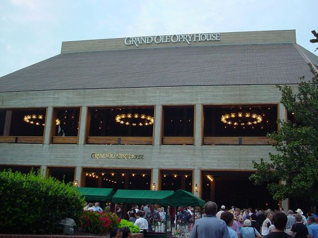 Grand Ole Opry House - RESIZE