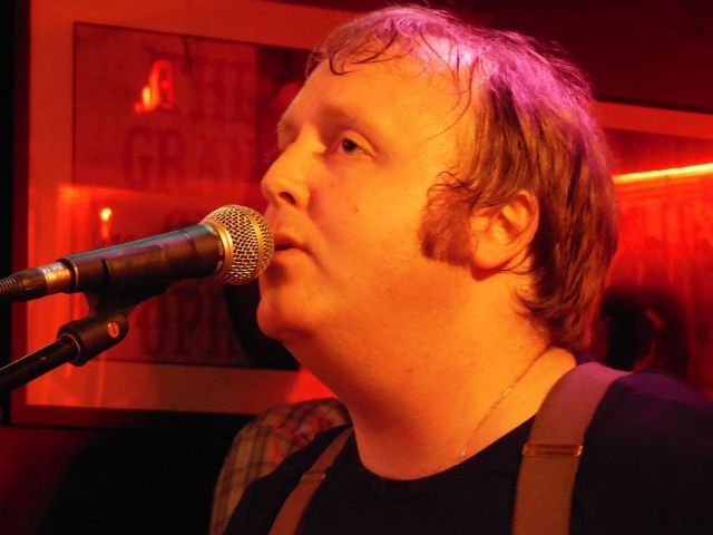 James McCartney - closeup