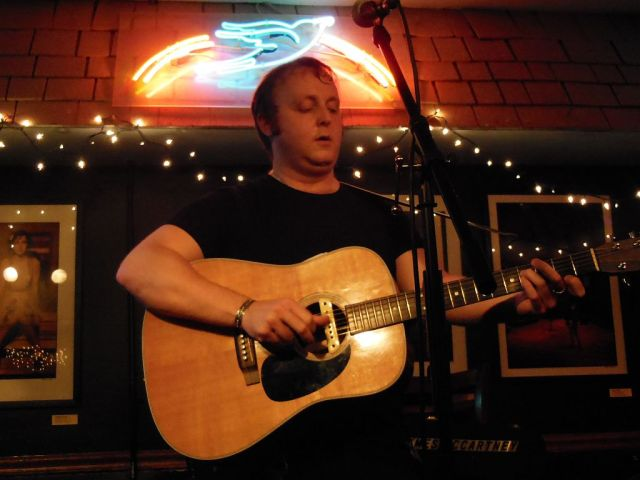 James McCartney - guitar