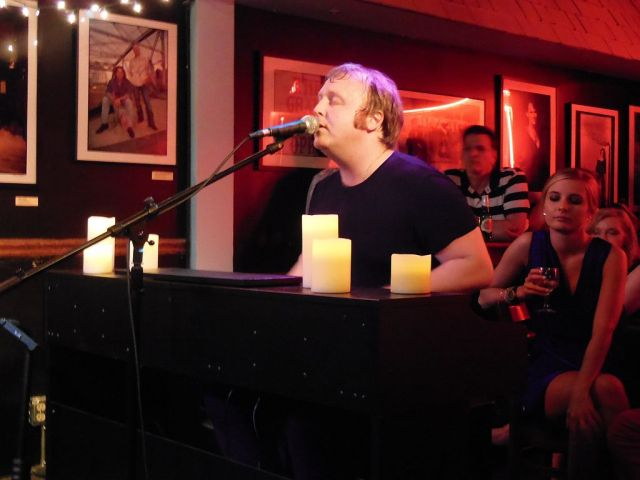 James McCartney - piano