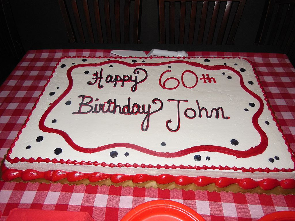 John Cowan 60th Birthday Bash To Benefit Our Kids Third And