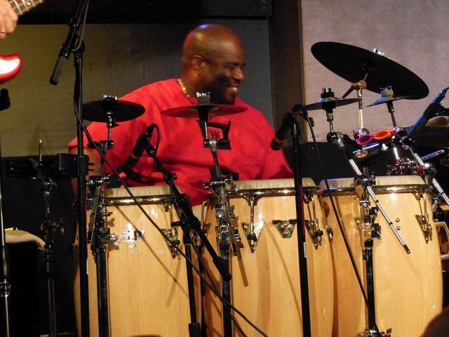 Other drummer