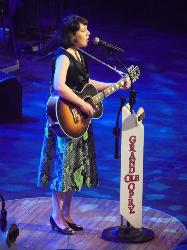 Caitlin Rose - Grand Ole Opry 3