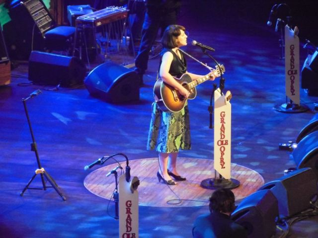 Caitlin Rose - Grand Ole Opry 4