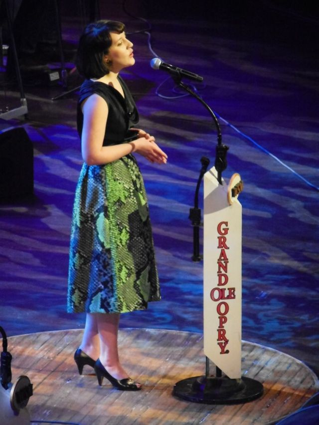 Caitlin Rose - Grand Ole Opry 5