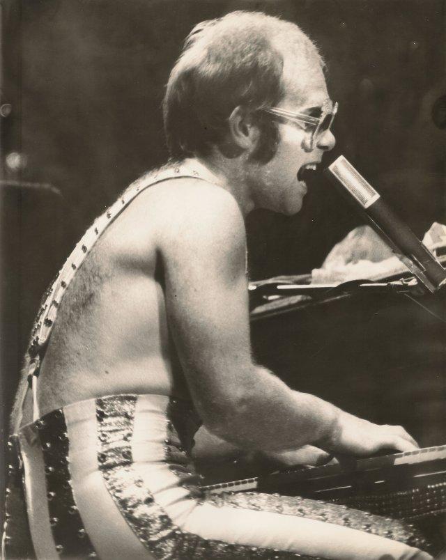 Elton John - MSG
