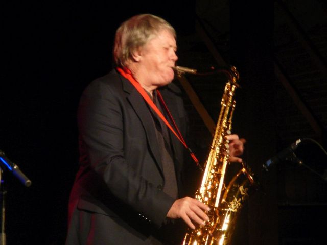 Bobby Keys (with the Long Players) - REZIZE