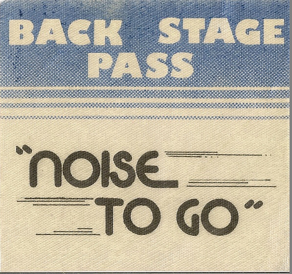 Noise to Go - pass