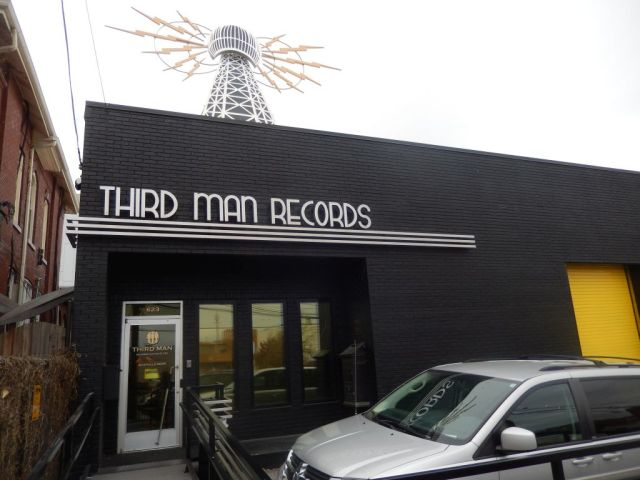 Third Man Records - outside - RESIZE