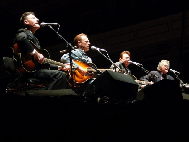Guy Clark, Joe Ely, John Hiatt & Lyle Lovett