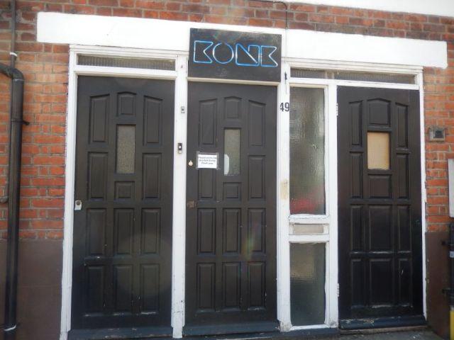Konk Studios - Front Close