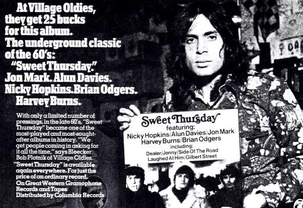 Bleecker Bob - 1973-issue-of-creem-magazine