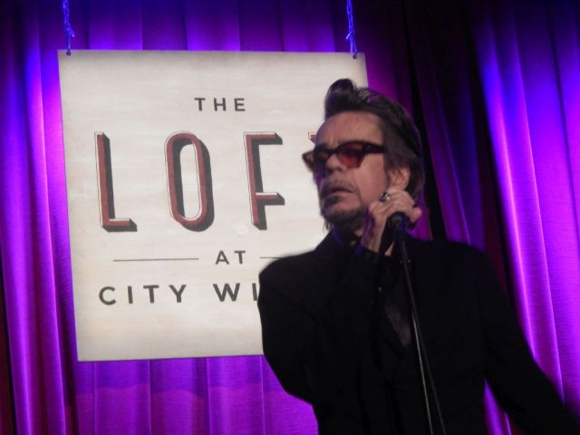 ON THE ROAD: Buster Poindexter @ The Loft at City Winery / New York