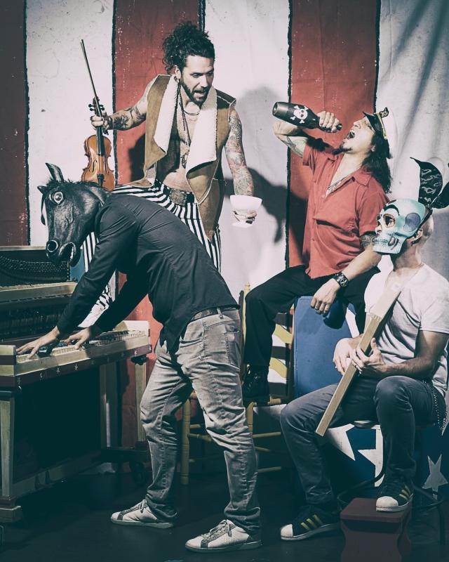 Krantz Band (Photo byTaylor Farrant)