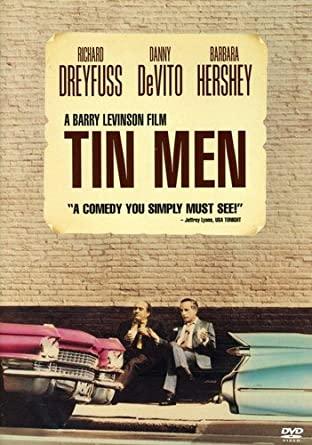 SERIES - Tin Men