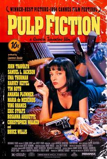 CRIME - Pulp Fiction