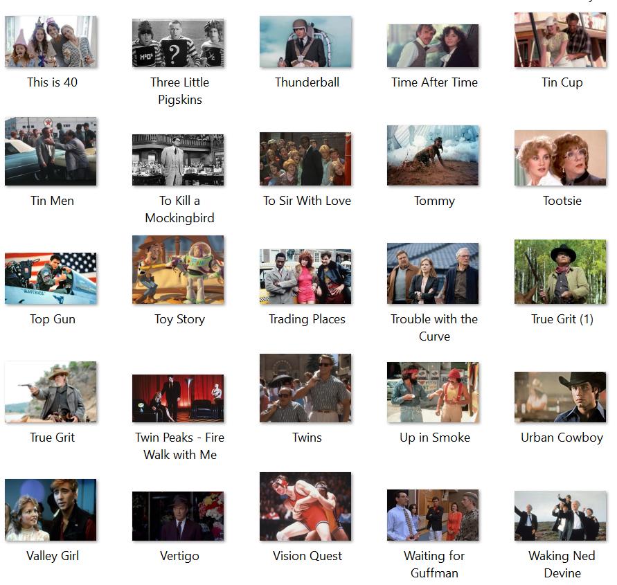 Movies 20